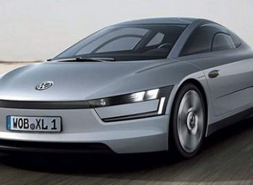 """Volkswagen XL1 Concept"" – sensacija šeichams"