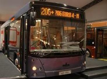 Gardino vežėjai įsigijo naujų autobusų