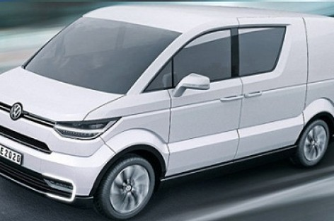 """Volkswagen Transporter"" bus gražesnis ir patogesnis"