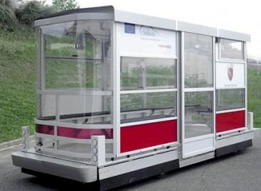 """""""RobuRIDE"""": ateities viešasis transportas (video)"""