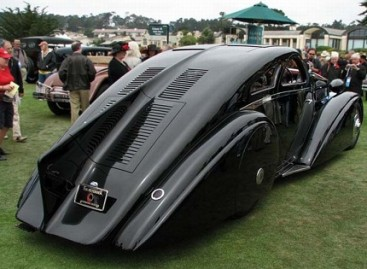"""""""Rolls-Royce Phantom"""" – gražuolis iš praėjusio amžiaus"""