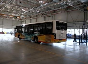 """""""AMO Plant"""" autobusų gamyklai gresia bankrotas"""