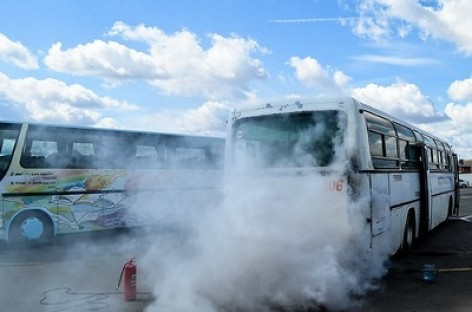 Gesintuvas – autobusams