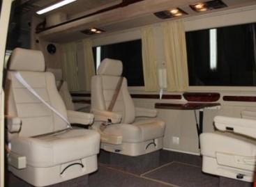 VIP transportas – valdininkams