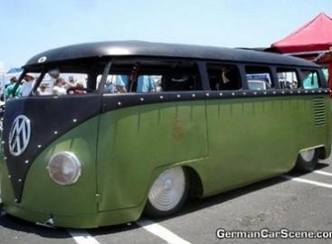 Autobusas – be stiklų
