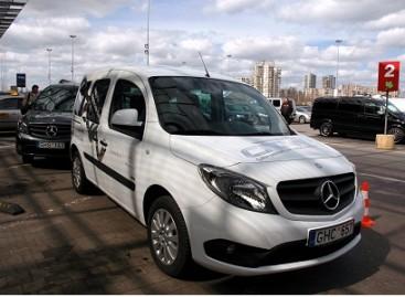Lietuvoje pristatytas miesto logistikos automobilis – Mercedes-Benz Citan