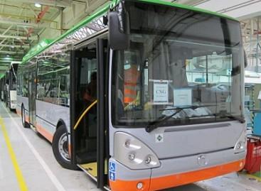 "Klaipėdiečių ""Irisbus Citelis CNG"" jau Lietuvoje"