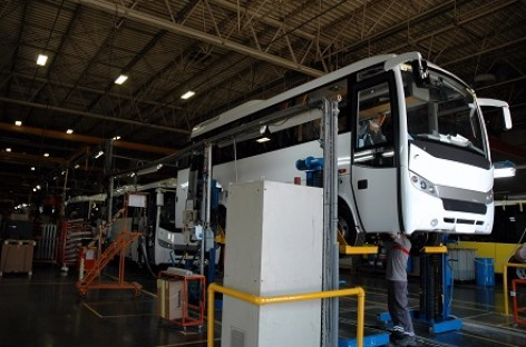 Zarasuose – du nauji autobusai
