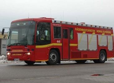 Autobusai gesina gaisrus