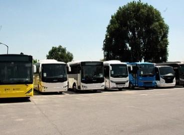 """Keleivių vežėjai lankėsi """"Otokar"""" gamykloje Turkijoje"""