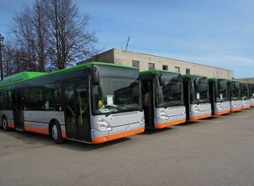 Klaipėdoje – pirmieji nauji miesto autobusai po dvidešimties metų pertraukos