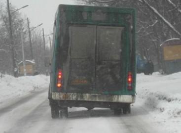 """Luhansko autobusų """"grožis"""""""