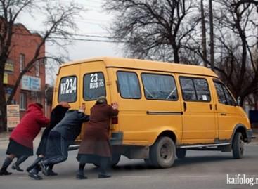 Rusijos mikroautobusų ypatumai