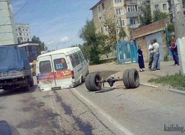 Mikroautobusai Rusijoje