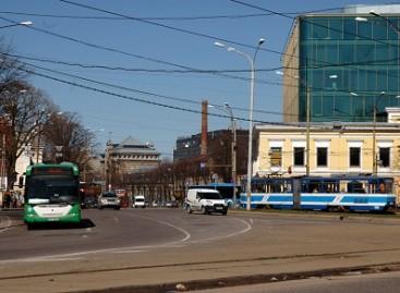 Talino viešajame transporte daugėja keleivių