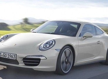 """Porsche 911"" jubiliejui – originalus automobilis"