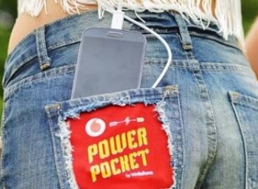 Mobilusis telefonas įsikraus… kišenėje