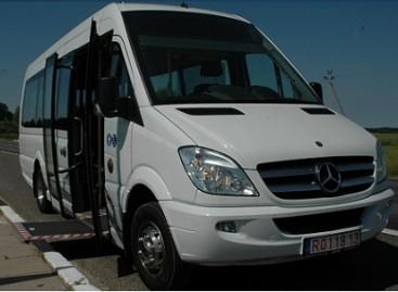 Miestams – žemagrindžiai mikroautobusai