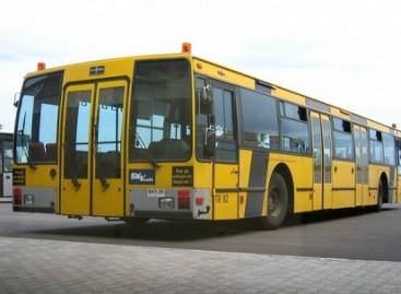 """""""Van Hool"""" pristatė didžiausią oro uostams skirtą autobusą"""