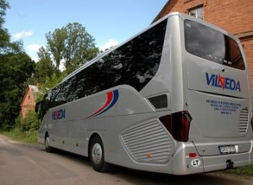 Lietuvos keleiviniame transporte – naujų ekologinių standartų era