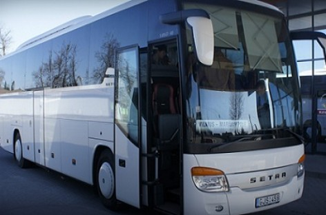 Marijampolėje – nauji autobusai