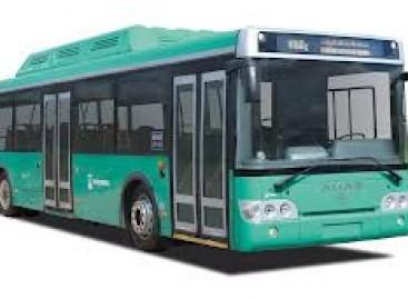 Maskvoje pristatytas pirmasis rusiškas elektrinis autobusas