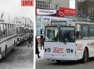 Evoliucija: kaip keitėsi Rusijos valdininkų automobiliai ir autobusai