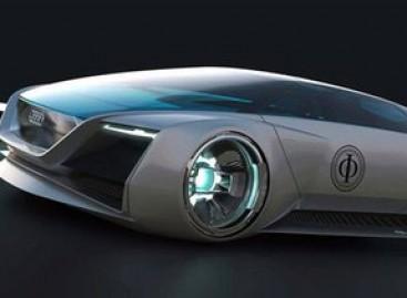 """Svečias iš ateities – unikalus """"Audi"""""""