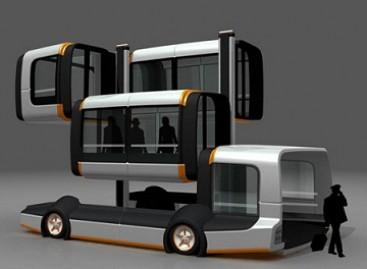Daugiasekcijinis autobusas