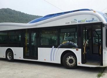 OLEV autobusai – naujos kartos viešasis transportas