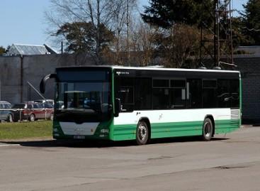Už nemokamą važiavimą Talino viešuoju transportu sumoka visa Estija