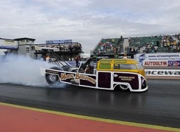"Senukas ""Volkswagen"" – lenktynių trasoje"