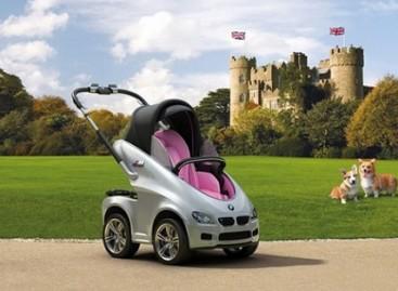 BMW – kūdikiams