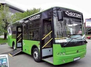 """""""Bogdan"""" pradėjo gaminti žemagrindžius midi klasės autobusus"""