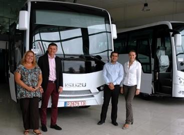 """Lietuvoje lankėsi """"Isuzu"""" gamintojų atstovai"""