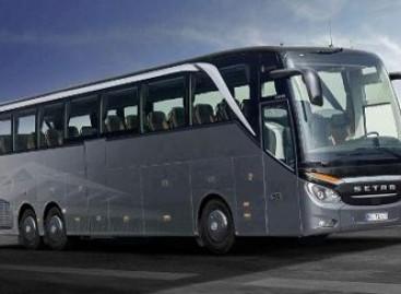 "Kortrijke bus pristatyta ""Setra TopClass 500"""