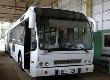 """""""Vilniaus viešasis transportas"""" nuomosis daugiau autobusų"""
