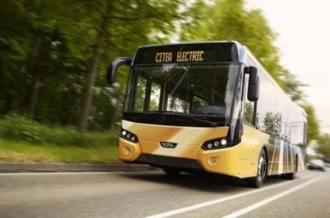 """Сitea Electric"" — pirmasis ""VDL Bus & Coach"" elektrinis autobusas"