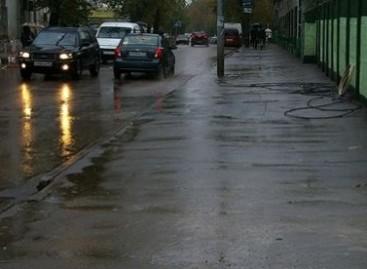 Asfaltavimo ypatumai Rusijoje