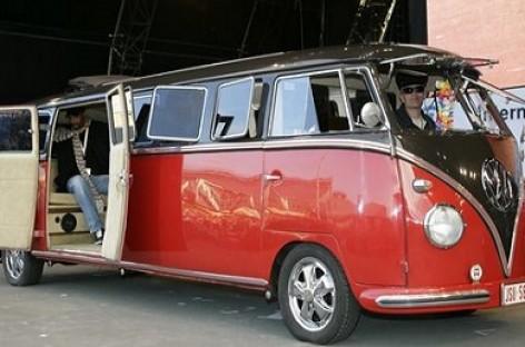 "VW ""Transporter"" limuzinas"