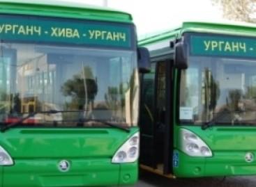 """Uzbekai įsigijo """"Škoda 24 Tr"""" troleibusų"""