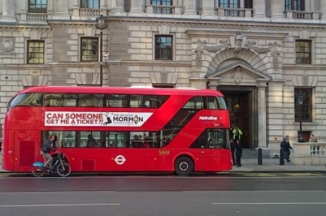 Susipažinkime: naujasis Londono dviaukštis