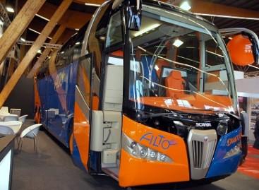 """""""Scania"""" surinkinės autobusus Malaizijoje"""