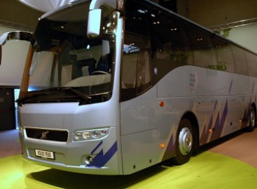 """""""Volvo"""" autobusai keliaus į Australiją"""