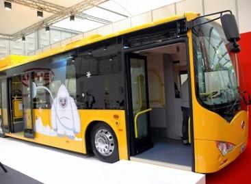 Elektriniai autobusai išbandyti JAV