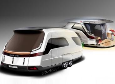 """""""Caravisio"""": futuristiniai namai ant ratų"""