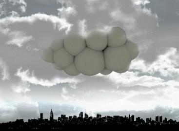 Ateityje autobusai primins debesis