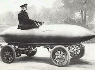 Pirmasis automobilis, pasiekęs 100 km/val. greitį, buvo elektrinis!
