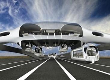 Kitoks viešasis transportas: lėktuvo ir traukinio hibridas