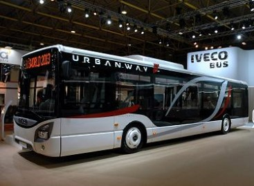 """""""IVECO Bus"""" naujovės """"Busworld Europe 2013"""" parodoje"""